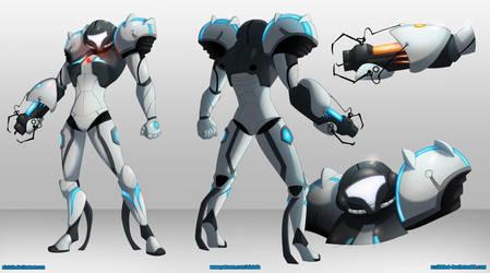 Portal Suit by Nintala