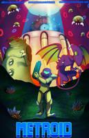 30 years of Metroid by Nintala