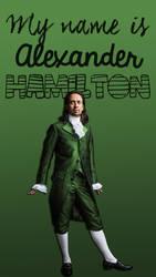 {Lockscreen} Hamilton! by Orenjiyellow456