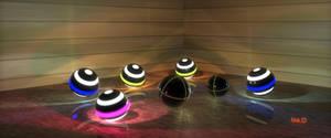Lanterns... by isider