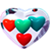 Glass-hearts by isider