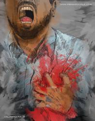 Heart Break by thefreshdoodle