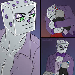 King dice by naruto-warriors-oc