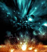 Kosmik Part 7- SOLAR RAGE by deadspirit6