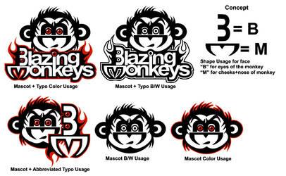 BlazingMonkeys Dez by deadspirit6