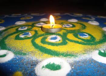 Candle Vigil by deadspirit6