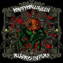 Halloween 2013 by deadspirit6