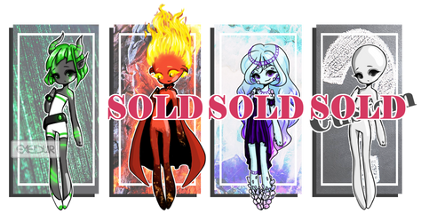 [CLOSED] 1 point SB: Demon girls auction by Exeidur