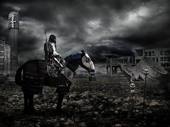 Genetic knight by Vilk42