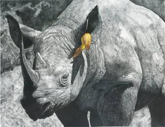 CanYouHearMeNow-pointillism by MasterOfPointillism
