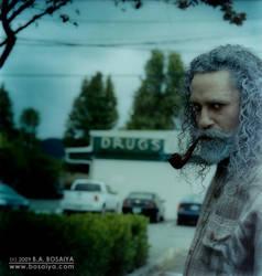 Old Man 7 by Bosaiya