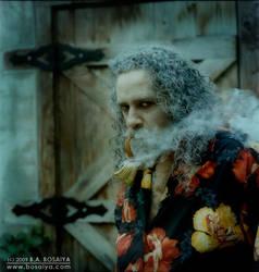 Oldman 6 by Bosaiya