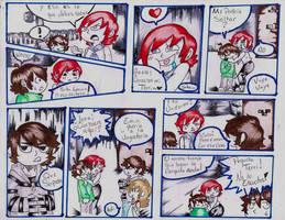 Comic no.6 - Pequeo Terri by TheJ3L