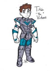 Titan - The Virtuous by TheJ3L