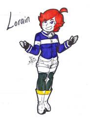 Lorain by TheJ3L