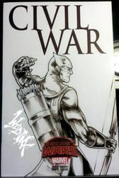 Classic Hawkeye  by Wild-Inx