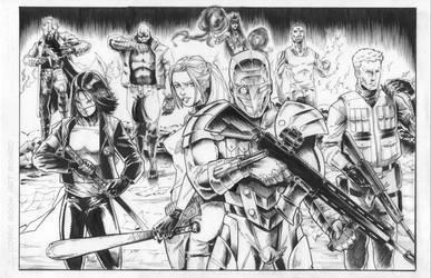 Task Force X by Wild-Inx