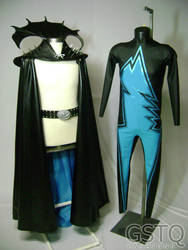 Megamind Costume by gstqfashions