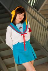 Haruhi Suzumiya I by gamefan23
