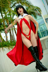 Vampirella by gamefan23