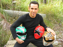Jason David Frank wallpaper by Doomwing