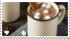 hot chocolate stamp by toucanburger