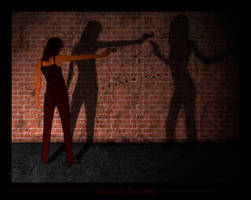 Shadow Hunter by eVolutionZ