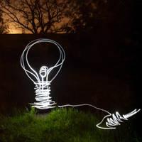 Long exposure light bulb by eVolutionZ