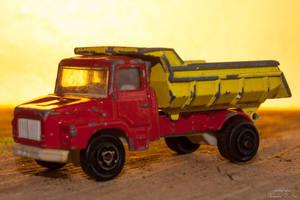Toy truck by eVolutionZ