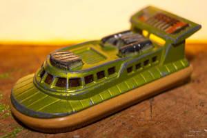 Hovercraft toy by eVolutionZ