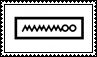 MAMAMOO logo - stamp 1 by kas7ia