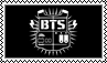 BTS logo - stamp 1 by kas7ia