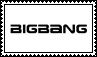 BIGBANG logo - stamp by kas7ia