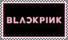BLACKPINK logo - stamp 3 by kas7ia