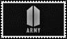 BTS ARMY logo 2 by kas7ia
