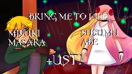 Bring Me To Life - Miyuki and Susumu (+UST) by GraySlate