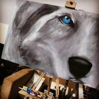 wolfe (very xd unfinished)  by manjaDoom