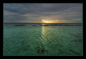 the sea by ValeraUch