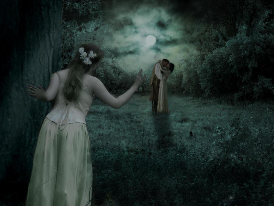 Betrayed by Love by VampirFan
