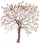 Tree by yellika