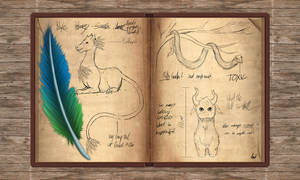 Incantation: Insight in the Sketchbook of.... by digitanny