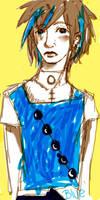 Blue by ichigo-ai