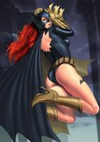 Batgirl by YaeGraam
