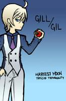 Gill - Gil by MiseryLolita