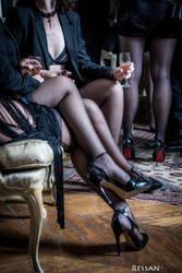 1er Decembre 2018 - un apres midi lesbien Paris by milanroman