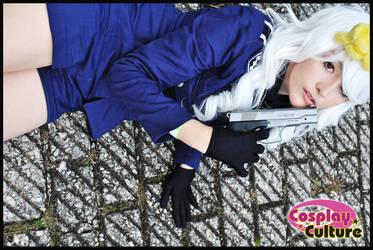 Hetalia - Prussia Glamour by cosplayculture