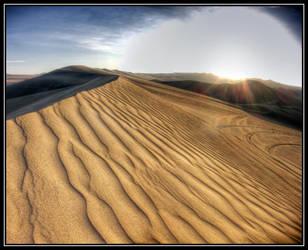Sands of Peru by CashMcL