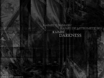 The Sixth Element - Darkness by slrfirestorm