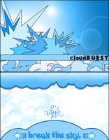 cloudBURST by slrfirestorm