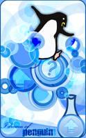 I Dream of Penguin by slrfirestorm